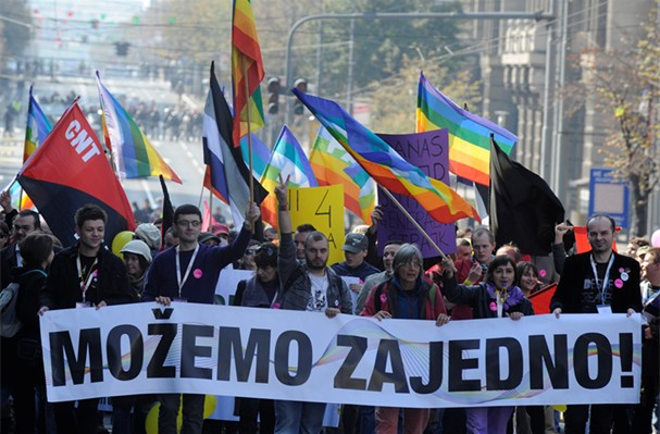 Belgrade Pride banned due to security reasons