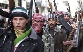 500 Turks join fight against Assad