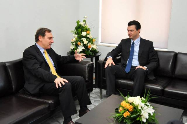Leader of DP Basha: EU will grant the status for Albania thanks to the work of DP