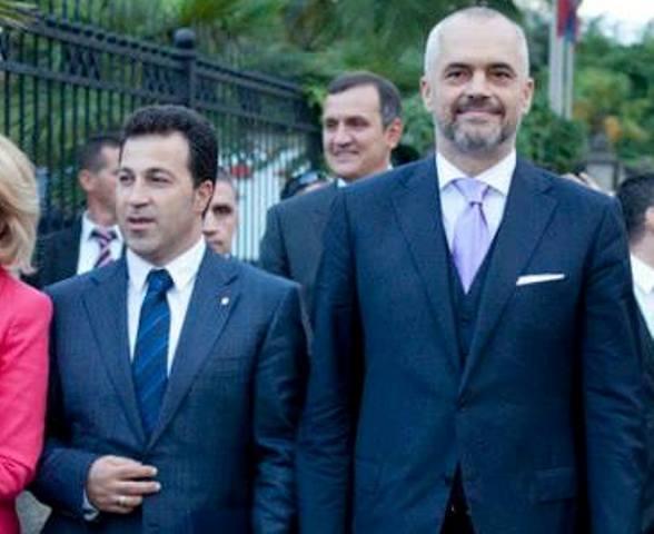 Niko Peleshi deputy Prime Minister, Korca votes on November 3