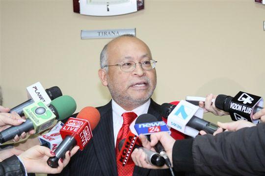 Ambassador Arvizu: A campaign to stop corruption