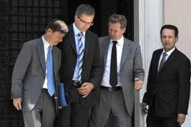 Troika and Greek Fin Min officials finding common ground