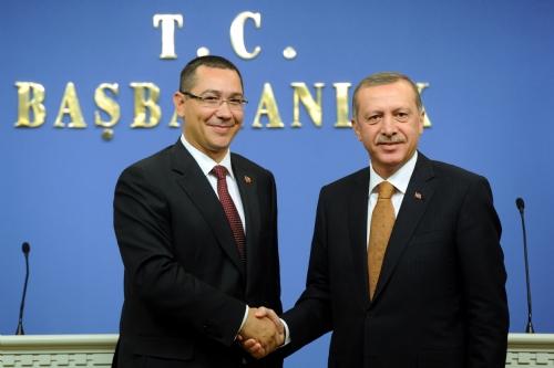 Romania, Turkey envisage 10 bln Euros in bilateral trade