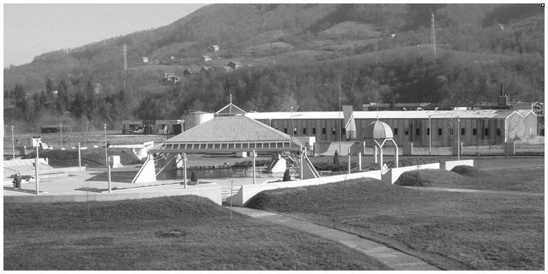 10th Anniversary of Memorial Center in Potočari