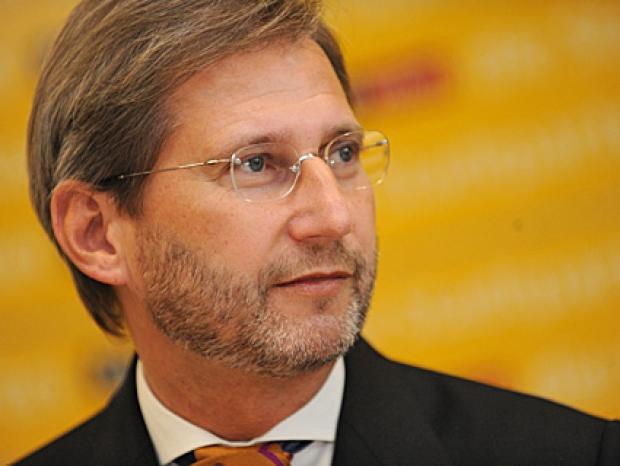 EU Regional Policy Commissioner visits Ljubljana