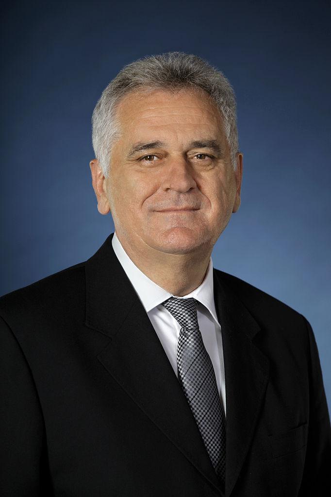 Serbian president Tomislav Nikolić on two-day visit to Bulgaria