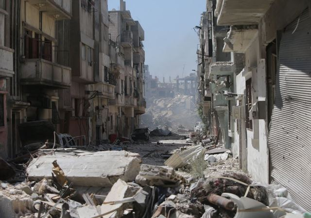 Albanian government comments the UN report on the use of chemical weapons in Syria