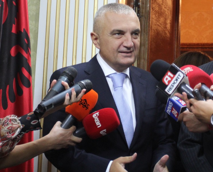 First clash between two governing parties registered in Albania