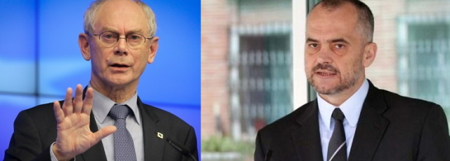 Van Rompuy-Rama: Political dialogue is needed, the status is closer