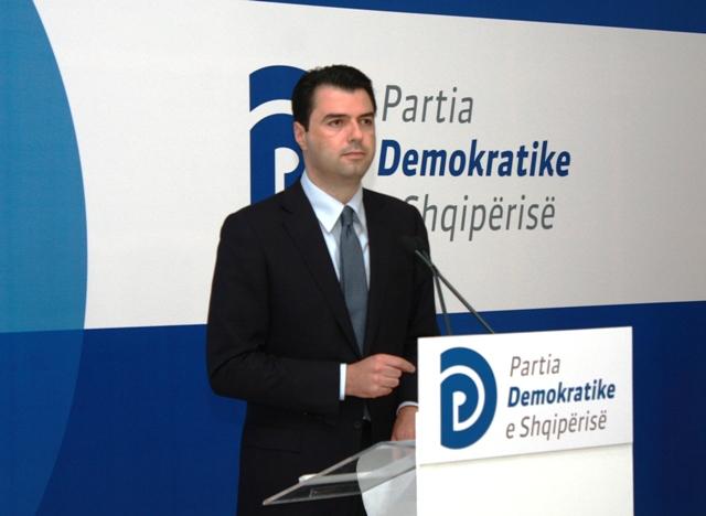 Leader of DP Basha: Rama risks blocking integration, this time as Prime Minister