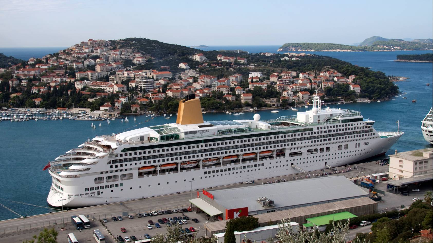 Cruise tourism in Croatia blossoms
