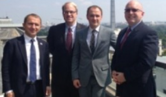 Deputy Foreign Minister of Kosovo meets with US senior official Reeker