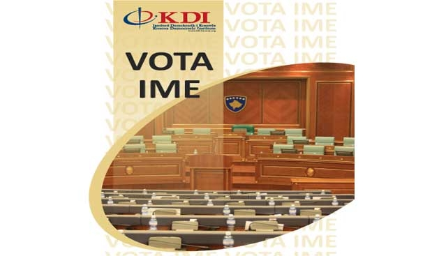 Campaign for the protection of vote in Kosovo