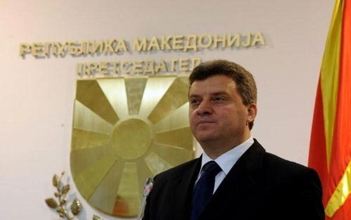 Ivanov and his agenda of participation in the Summit of Durres
