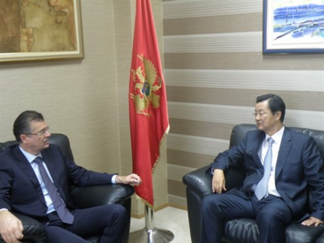 Small Republic of Montenegro in search of Chinese tourists