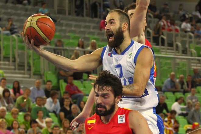 Greece, Slovenia and Croatia proceed in Eurobasket's quarter-finals