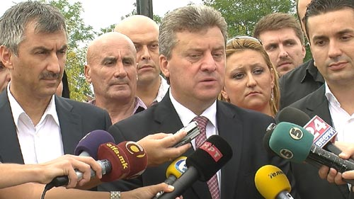 President Ivanov hopes for the trade crisis with Kosovo to be overcome