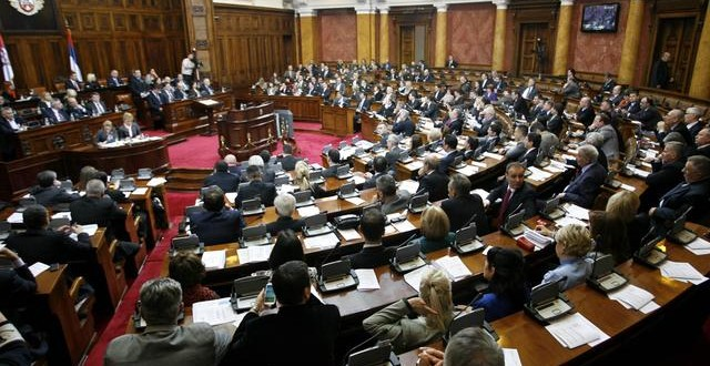 Serbian parliament's autumn setting to begin on October 1st