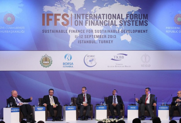 """""""Istanbul must become a gateway for world banking"""""""