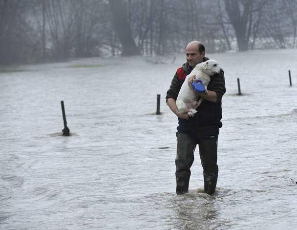 Europarliament approves flood aid plan for Slovenia