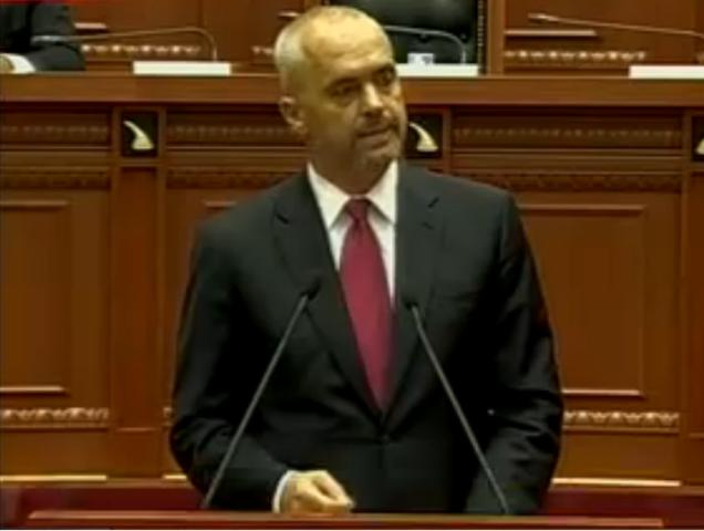 Premier Rama: Albania is suffering the burden of the wave of destruction