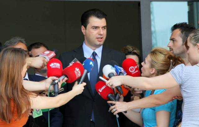 Leader of DP Basha: The program has not been presented in a constitutional way