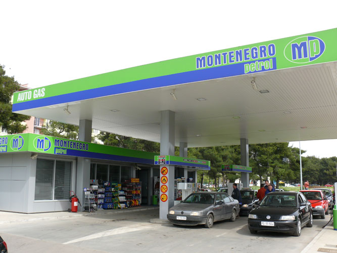Fuel prices in Montenegro see a significant increase