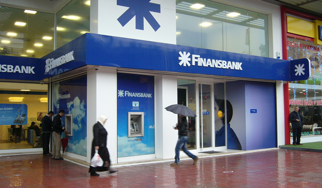 NBG dismisses reports it plans to sell stake in Finansbank