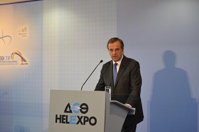 No new measures, Samaras promises