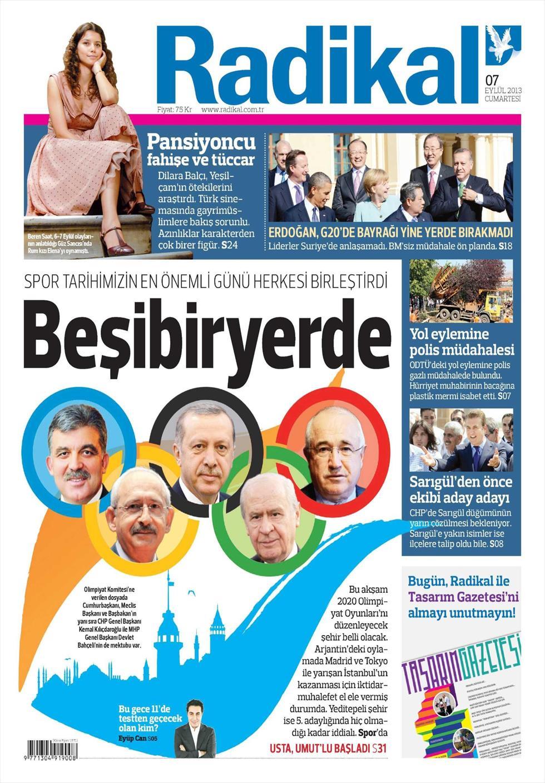 Turkey sweats over 2020 Olympics decision