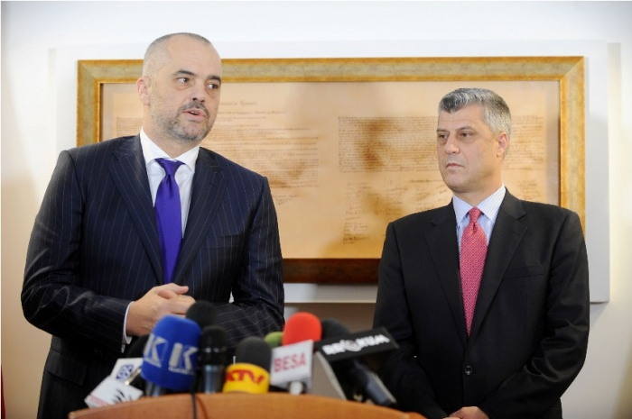Incoming Prime Minister Rama meets with Prime Minister of Kosovo: The first visit of the cabinet will be in Kosovo