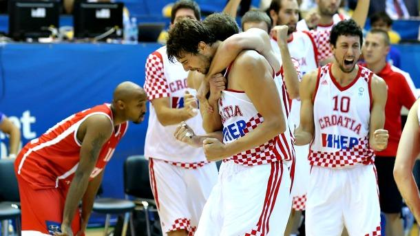 Results of Group C in Day 2 of Eurobasket 2013