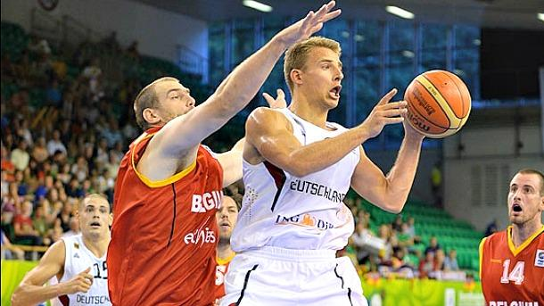 Results of Group A in Day 2 of Eurobasket 2013