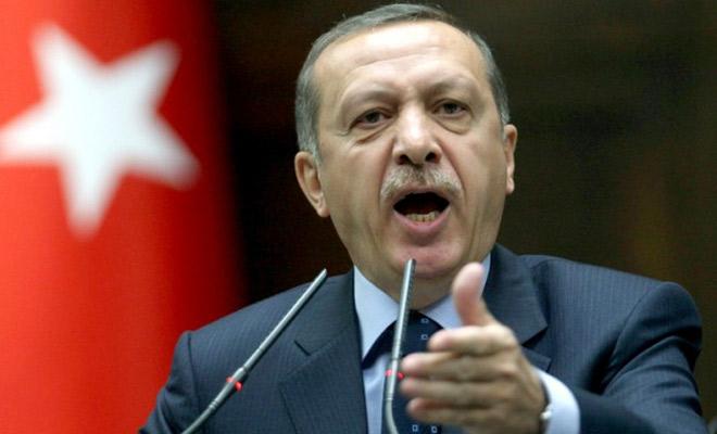 Erdoğan accuses EU of smearing Turkey's reputation