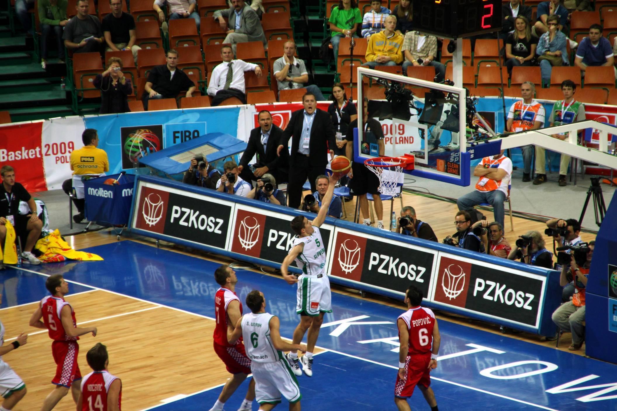 Eurobasket's first preliminary round begins