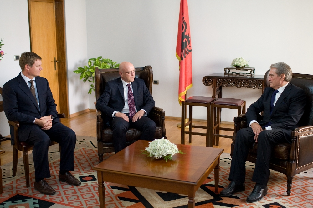 Trans Adriatic Pipeline Consortium says that Albania's support was decisive in the TAP project
