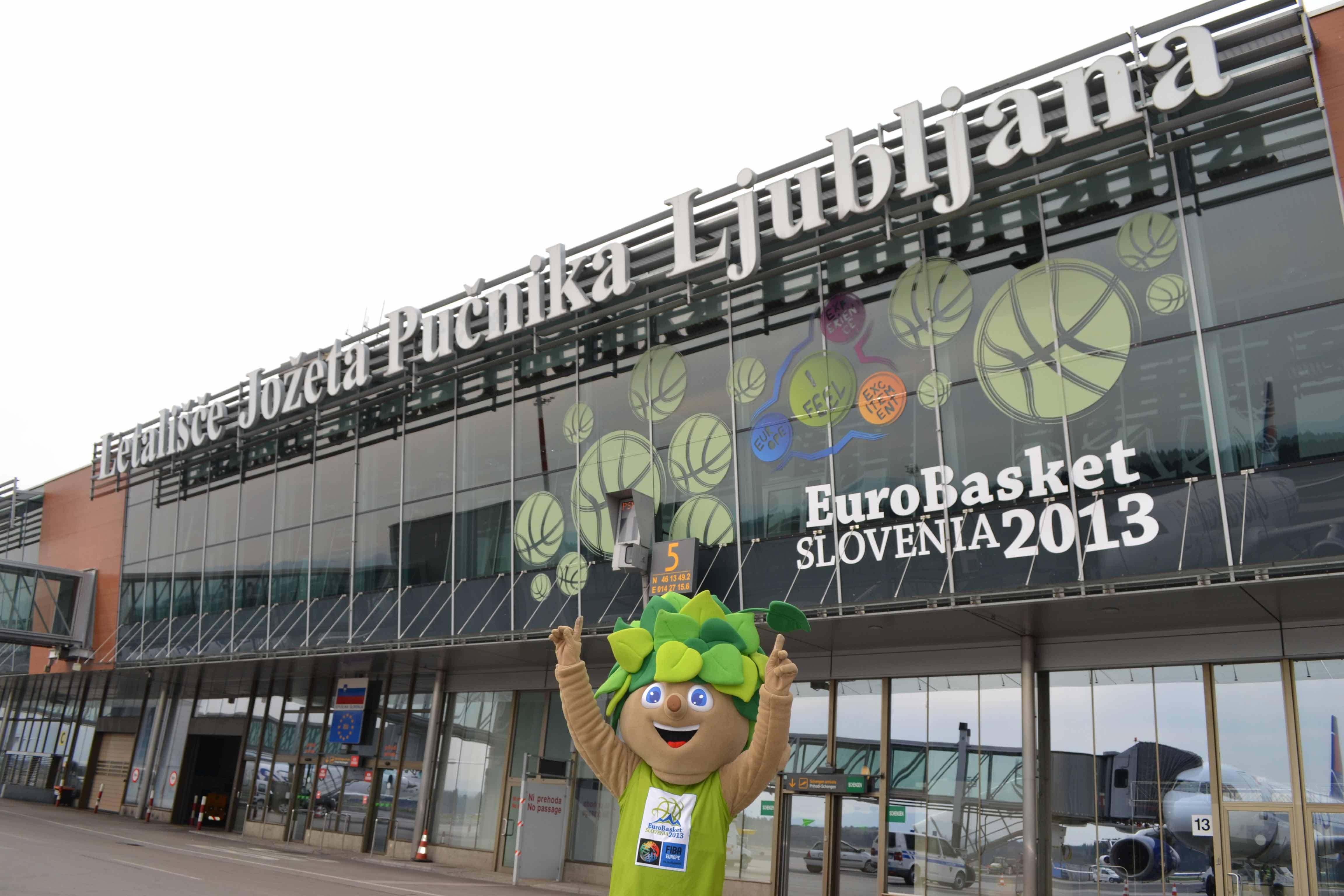 EuroBasket 2013 begins in Slovenia