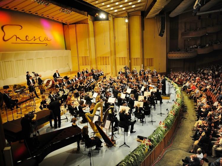 The George Enescu International Festival begins in Bucharest
