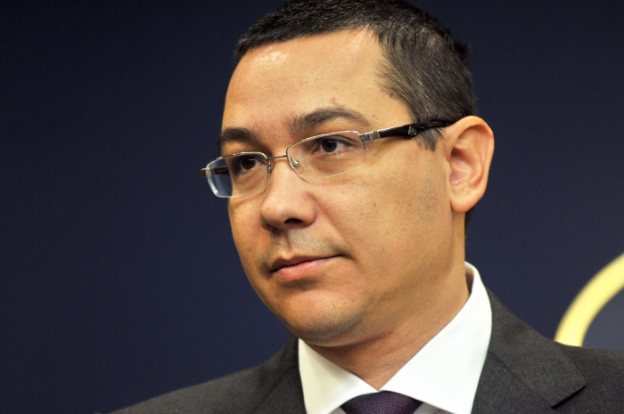 Ponta emphasizes on the 2014 Romanian budget