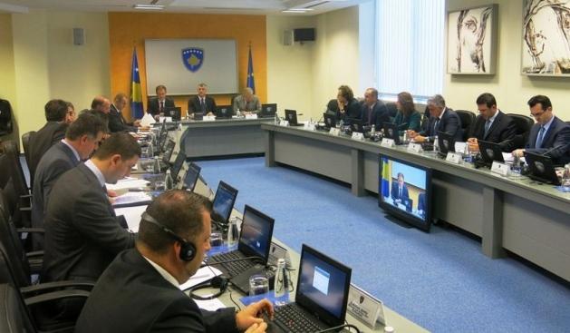 Budget of Kosovo for 2014, 1 billion and 590 million Euros