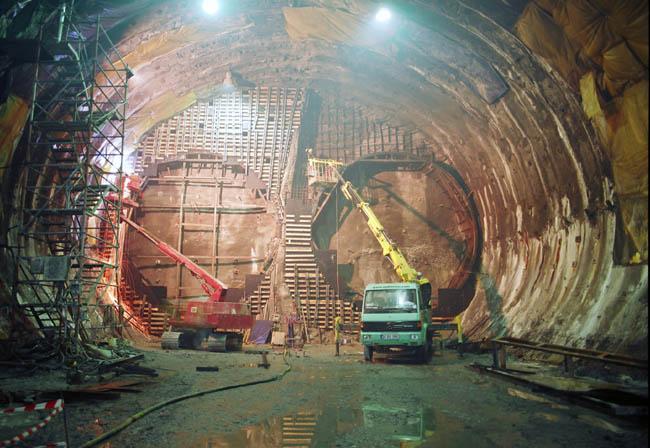 Bosporus tunnel inaugurated