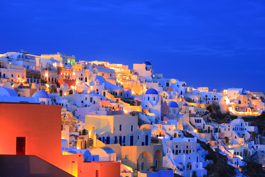 Santorini plans to increase tourism through promising business project