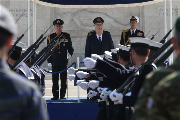 """Greek President Papoulias tell country's lenders: """"Greeks have had enough"""""""