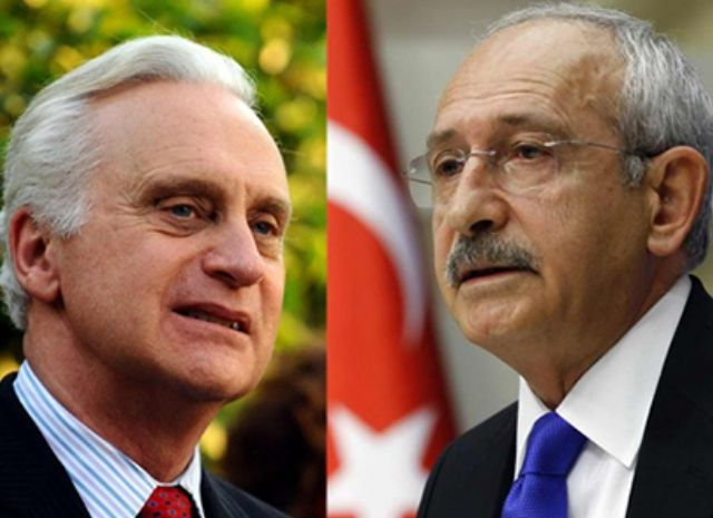 "US ""closer"" to Turkish main opposition party"