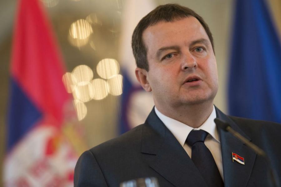 Dačić: Serbia must emphasize on development of its IT sector