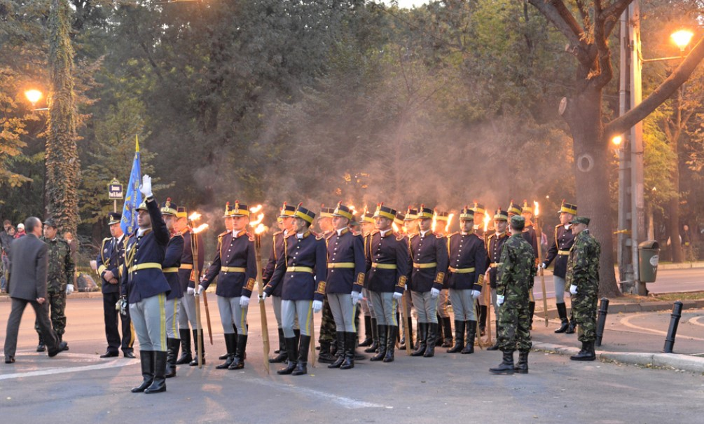 October 25, Day of the Romanian Army