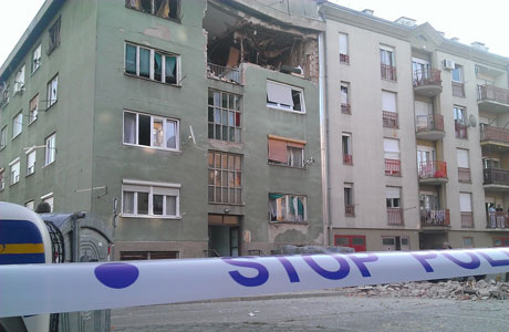 Powerful explosion in Karlovac – one woman injured