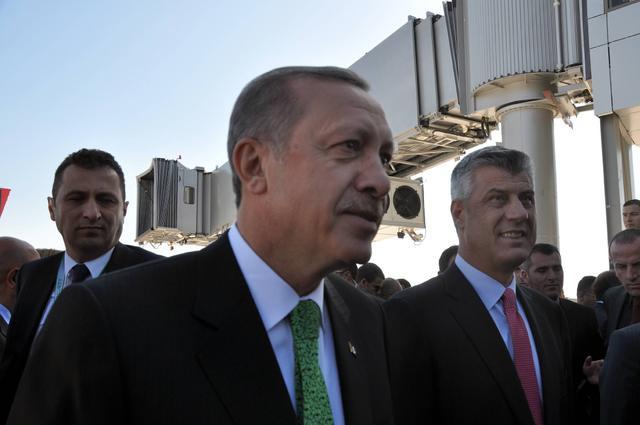 """Serbia condemns Erdogan's """"Kosovo is Turkey"""""""