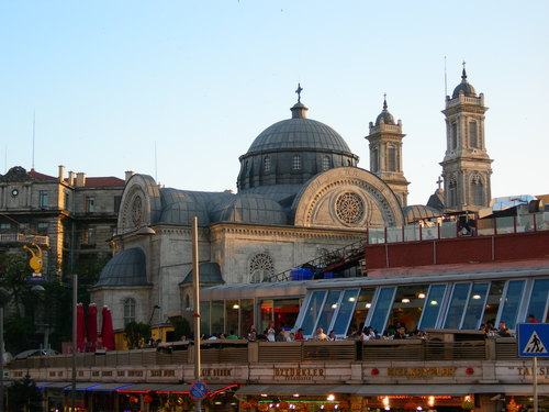 Renovation of Orthodox Church in Istanbul raises huge controversy