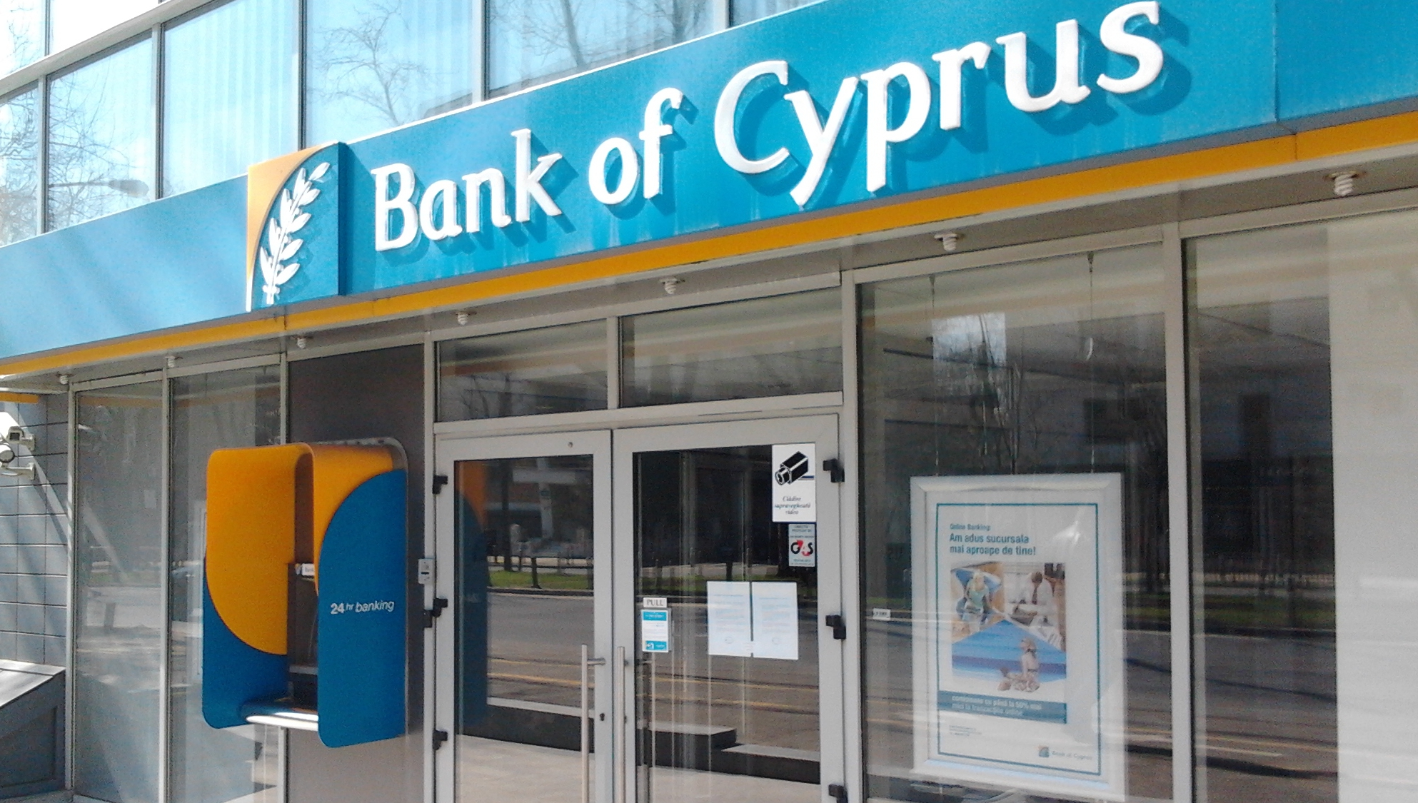 Bank of Cyprus appoints its new CEO